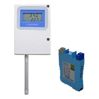 壁取付形温湿度計(本質安全防爆)<br /> HN-E8シリーズ