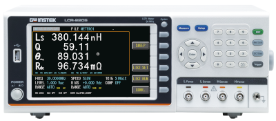広帯域LCRメータ LCR-8200シリーズ